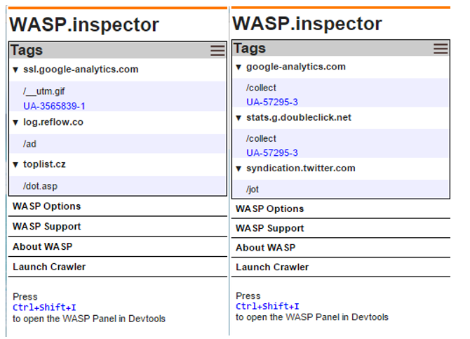 Wasp.inspector